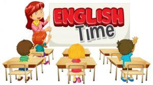 profesora inglés